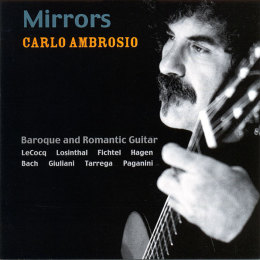 "Carlo Ambrosio – ""Mirrors"" 2 (CD)"